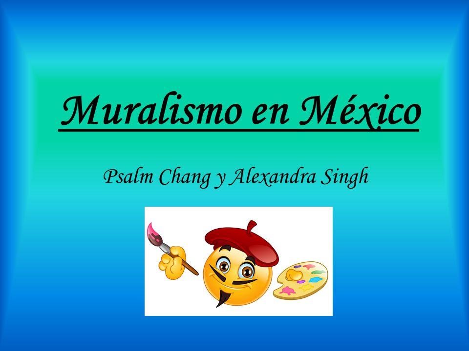 Psalm Chang y Alexandra Singh