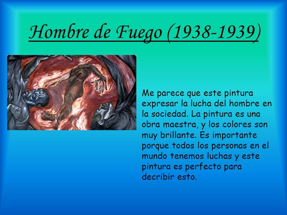 Hombre de Fuego (1938-1939)