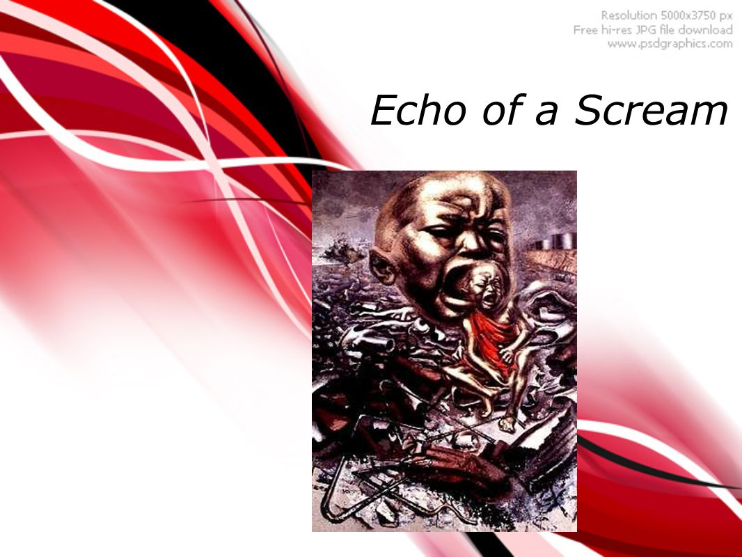 Echo of a Scream