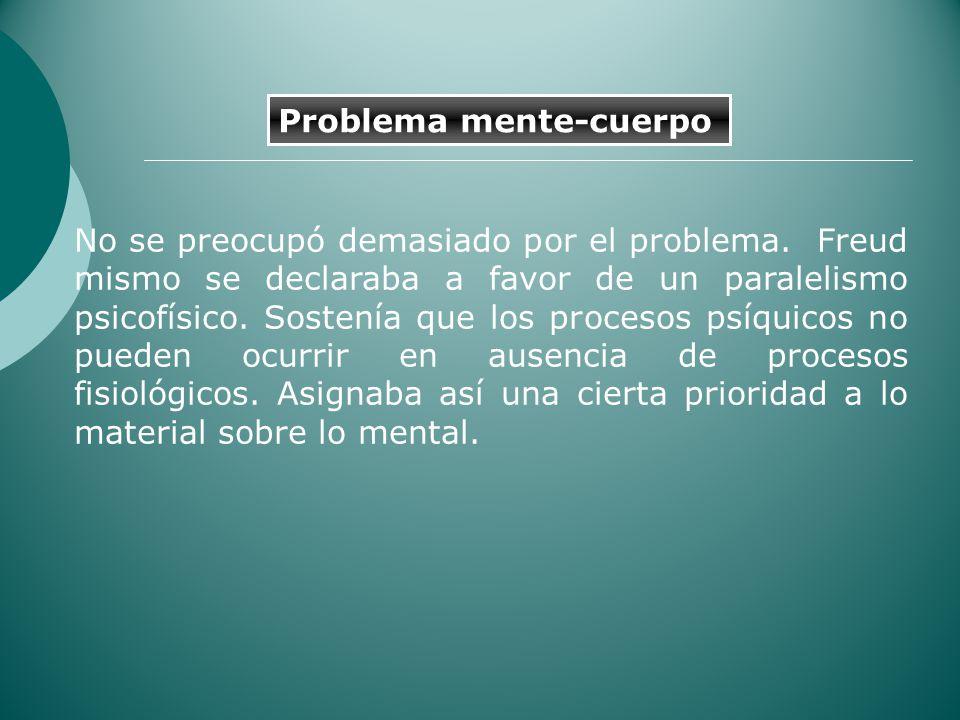 Problema mente-cuerpo