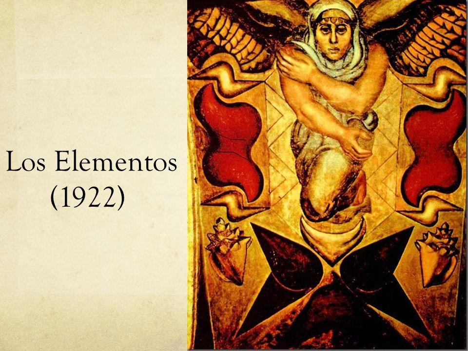 Los Elementos (1922)