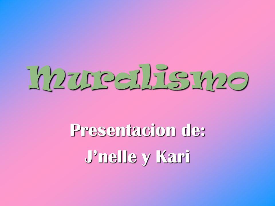 Presentacion de: J'nelle y Kari