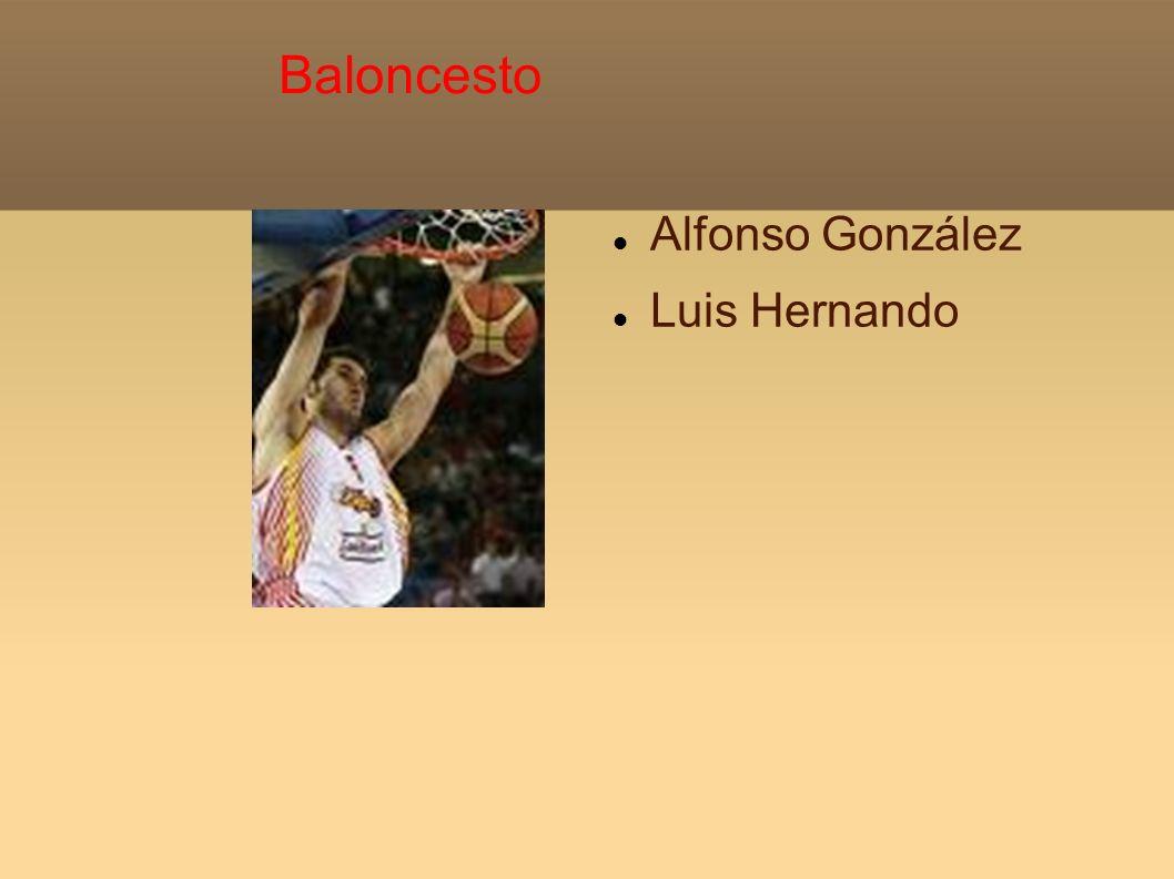 Baloncesto Alfonso González Luis Hernando Theme created by