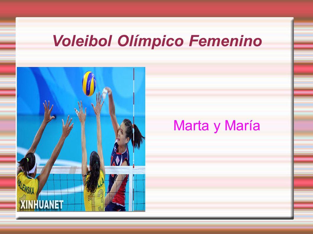Voleibol Olímpico Femenino