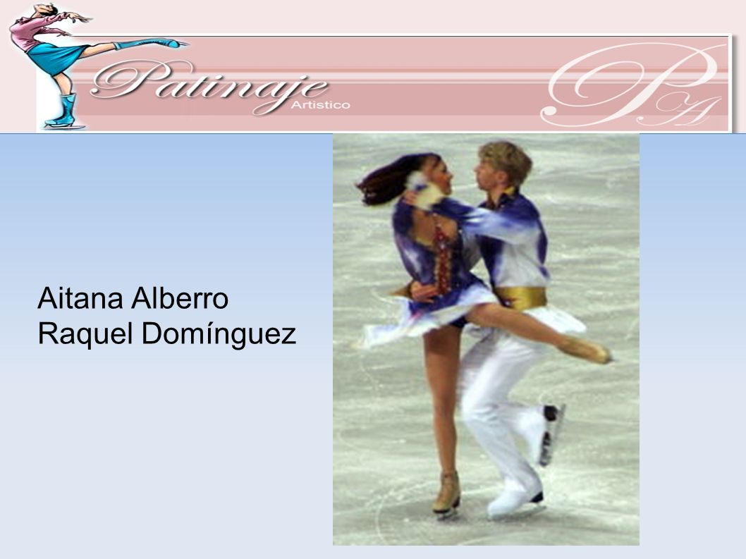 Aitana Alberro Raquel Domínguez