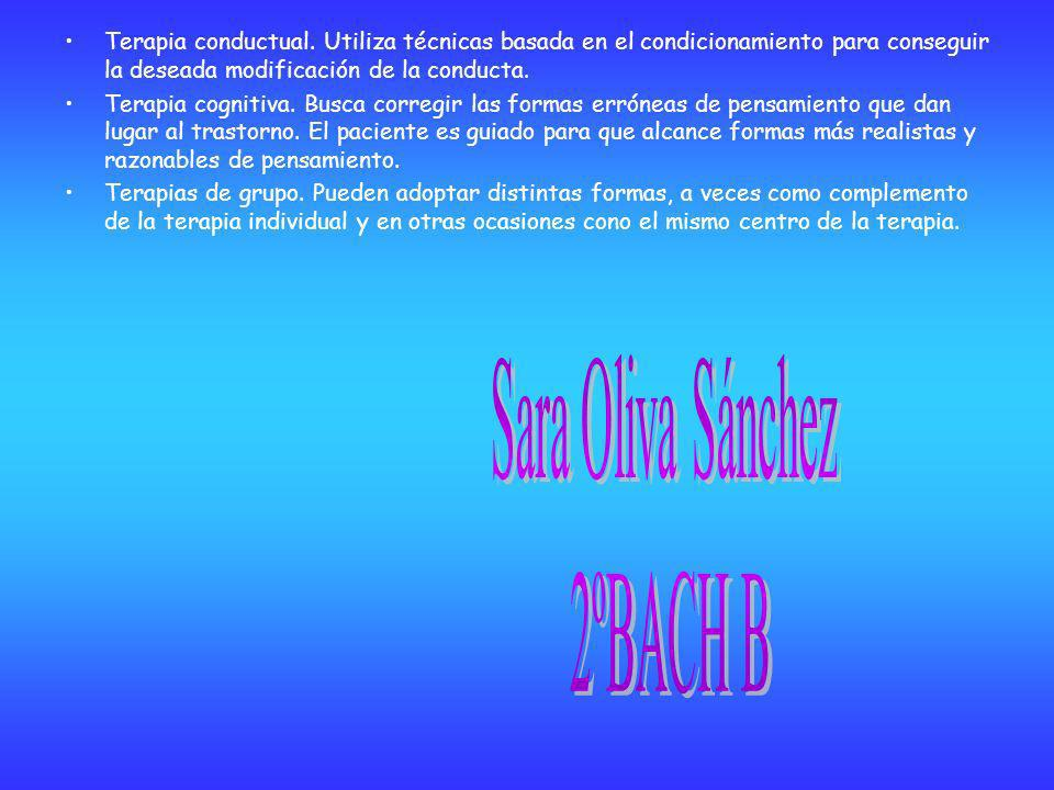 Sara Oliva Sánchez 2ºBACH B