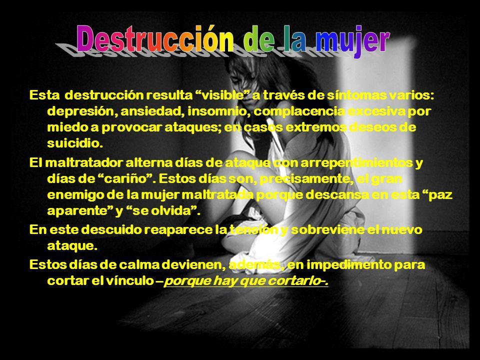 Destrucción de la mujer