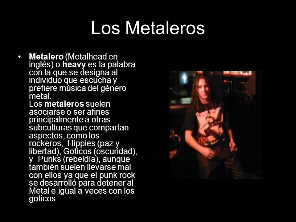 Los Metaleros