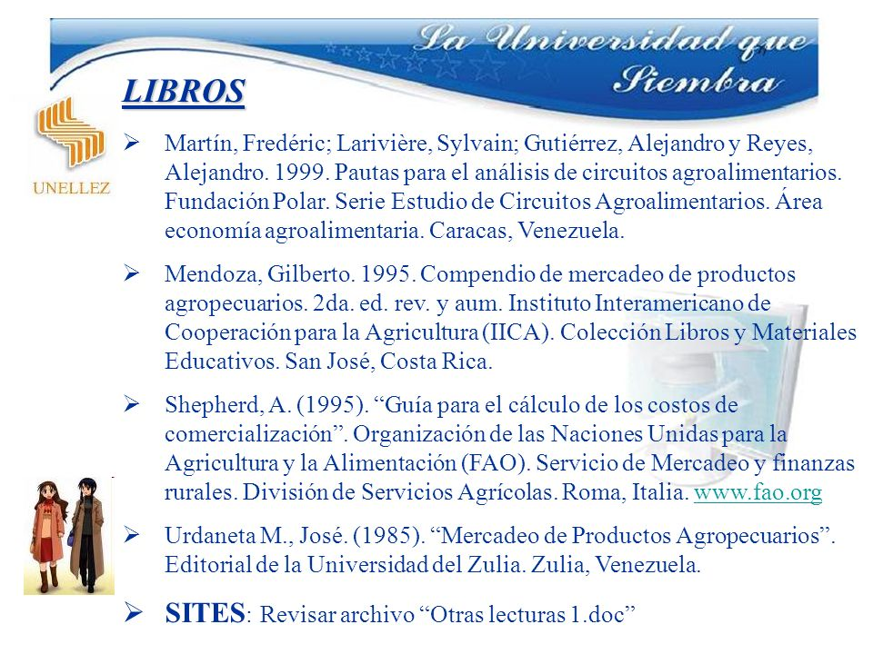 LIBROS SITES: Revisar archivo Otras lecturas 1.doc
