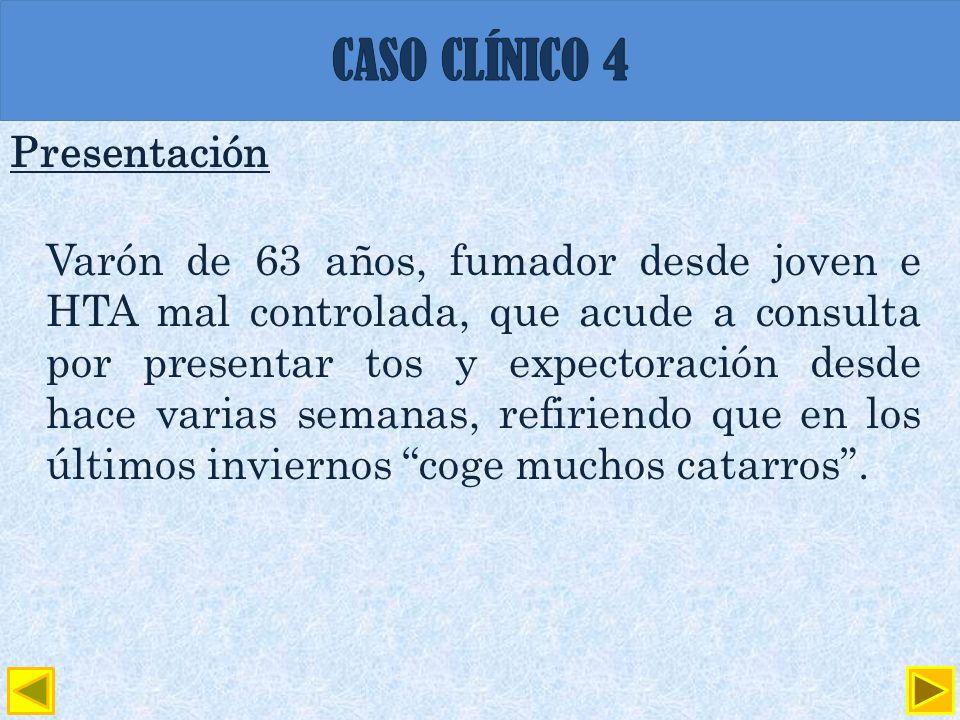 CASO CLÍNICO 4 Presentación