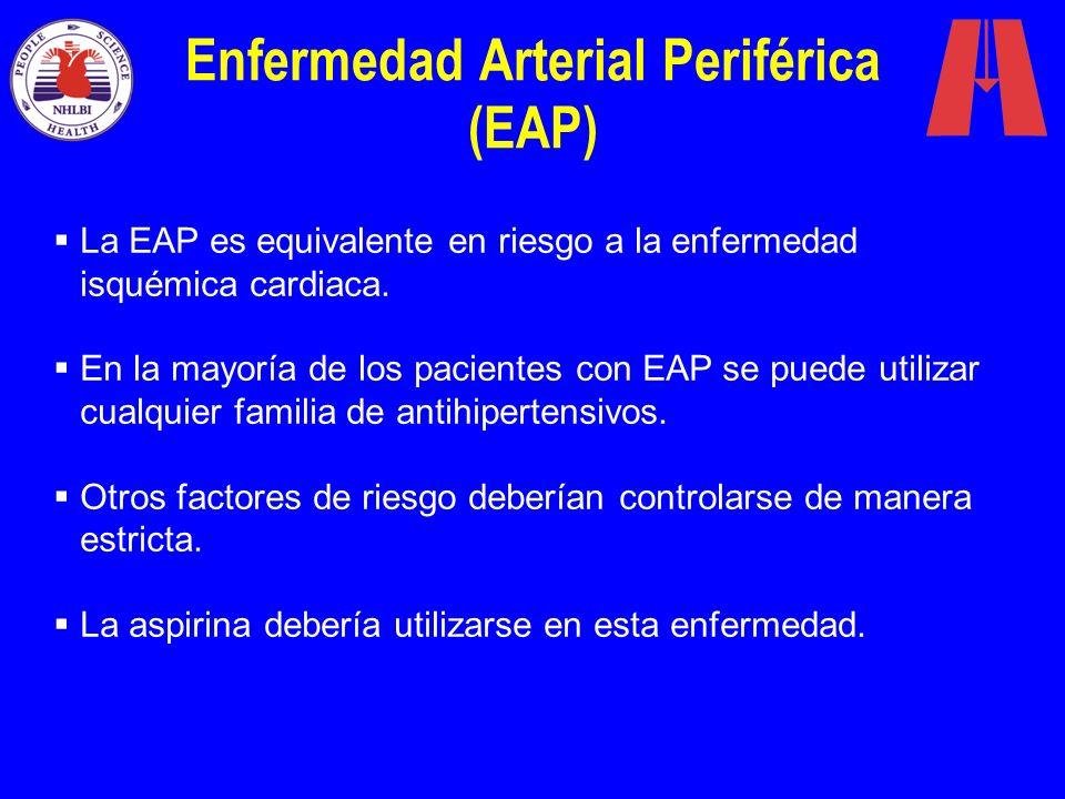 Enfermedad Arterial Periférica (EAP)