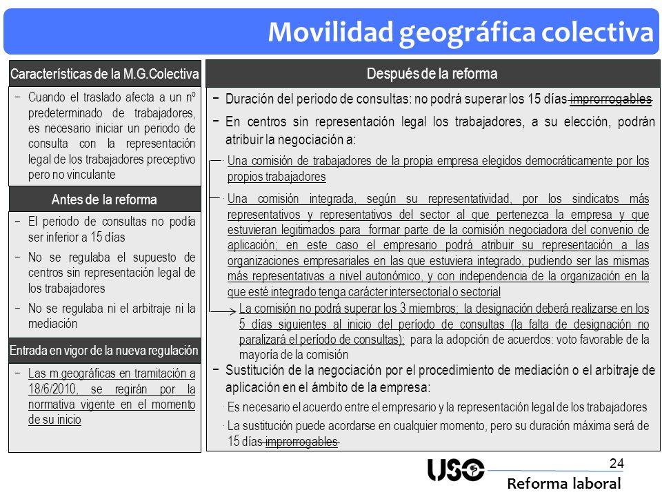 Movilidad geográfica colectiva
