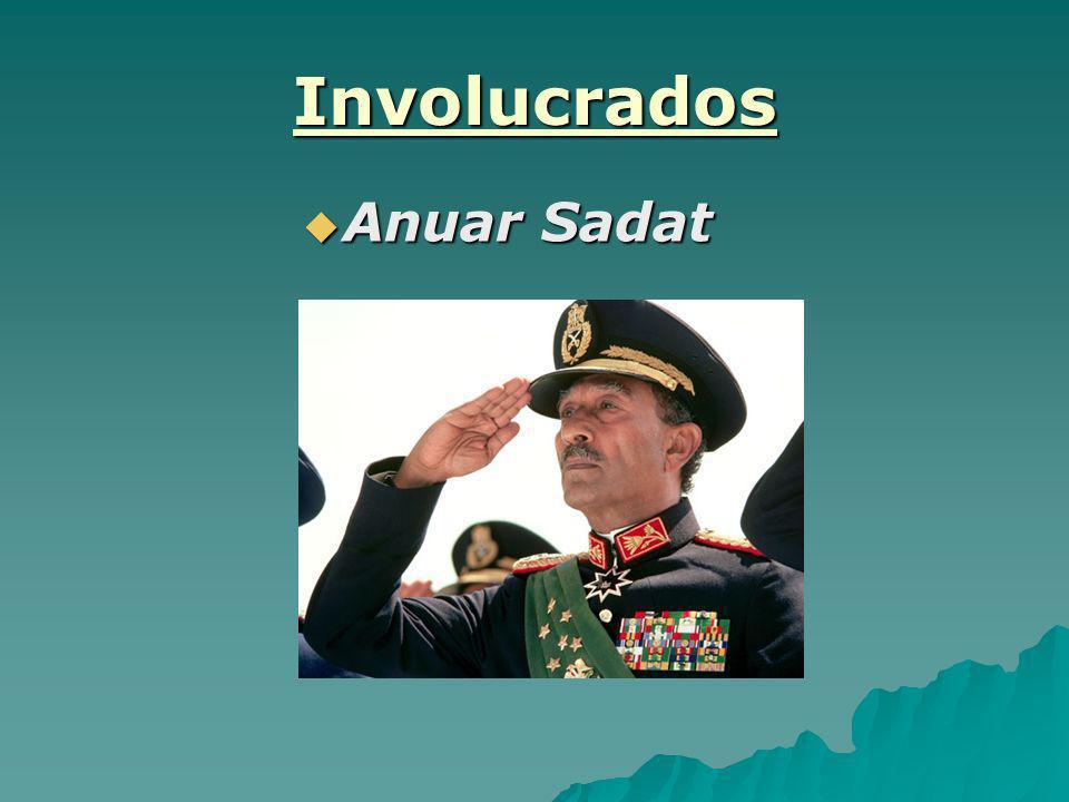 Involucrados Anuar Sadat