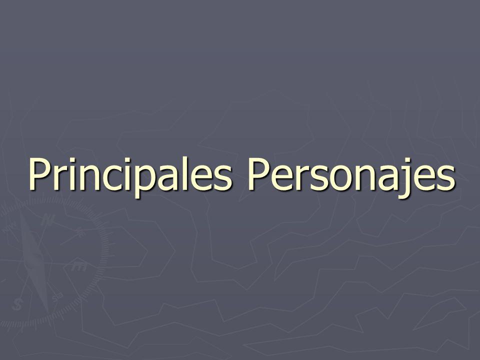 Principales Personajes