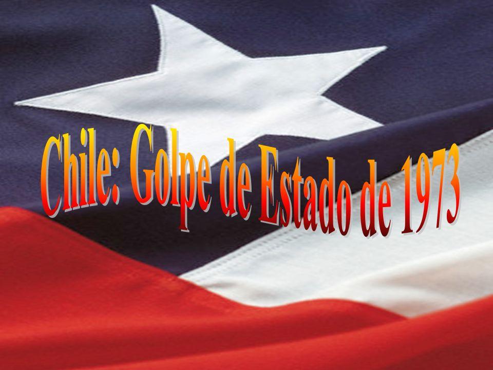Chile: Golpe de Estado de 1973