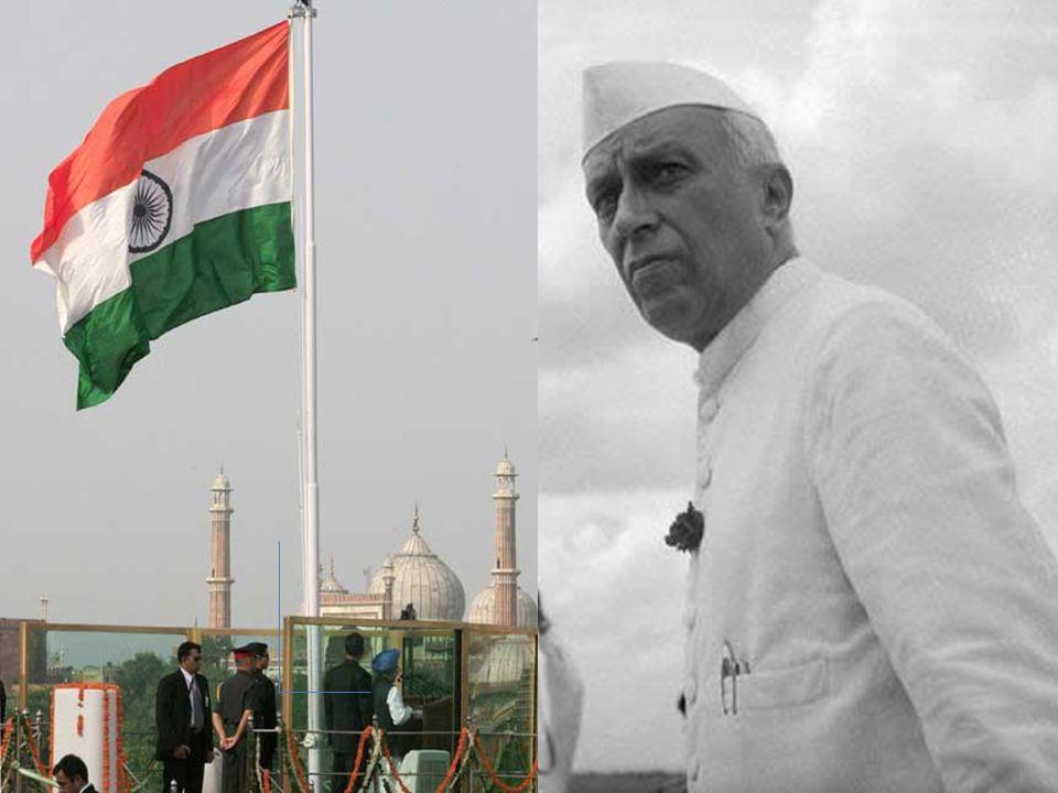 Independencia: REPÚBLICA DE LA INDIA
