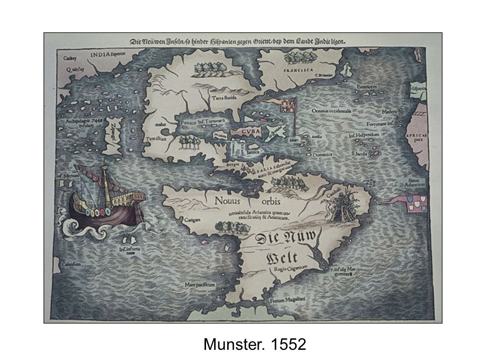 Munster. 1552