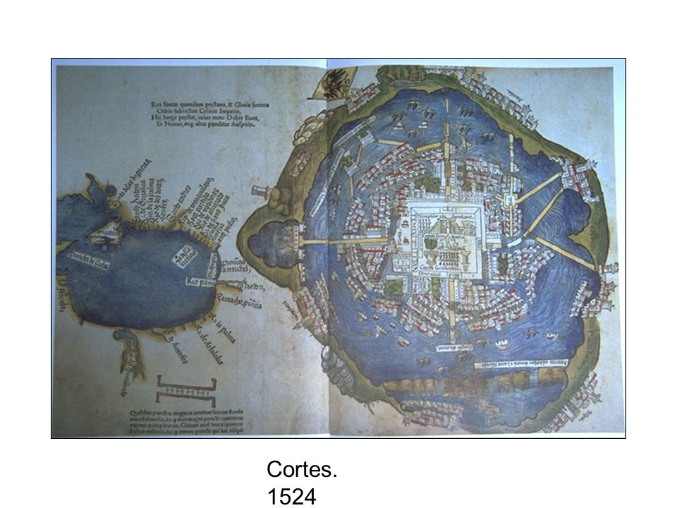 Cortes. 1524
