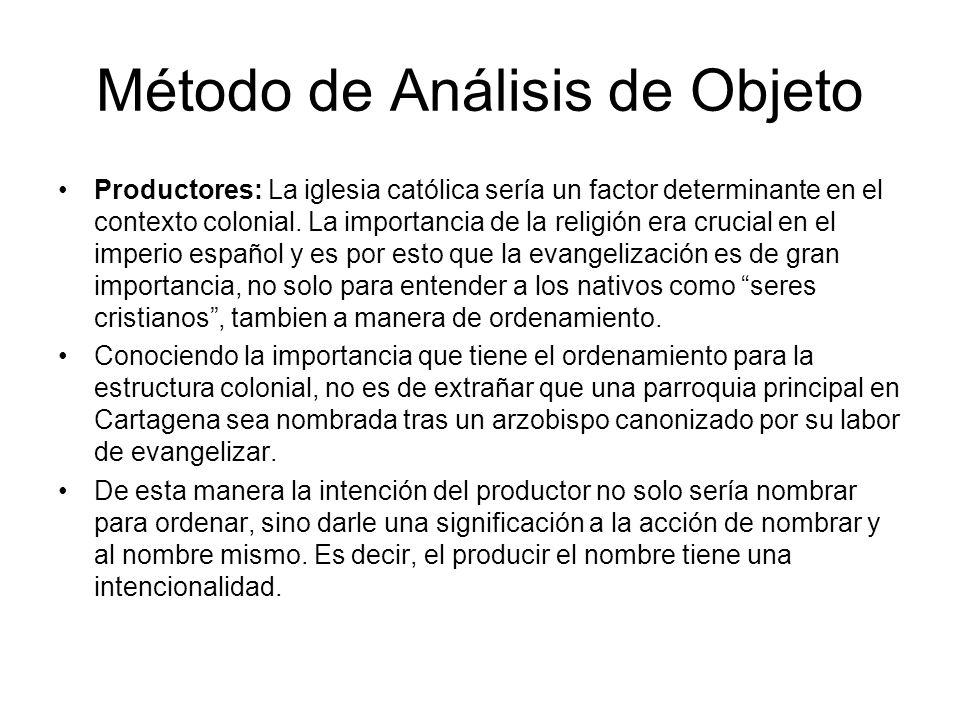 Método de Análisis de Objeto