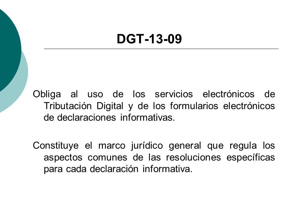 DGT-13-09
