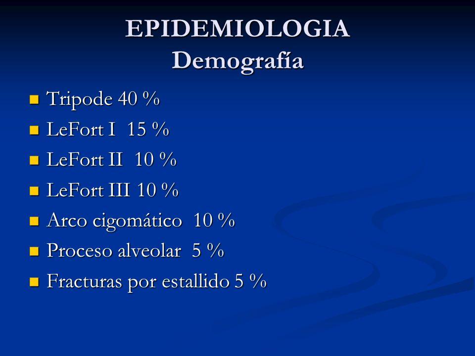 EPIDEMIOLOGIA Demografía