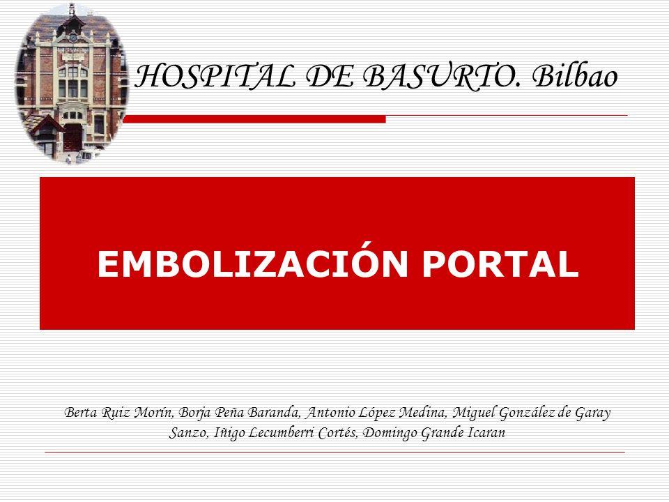 HOSPITAL DE BASURTO. Bilbao