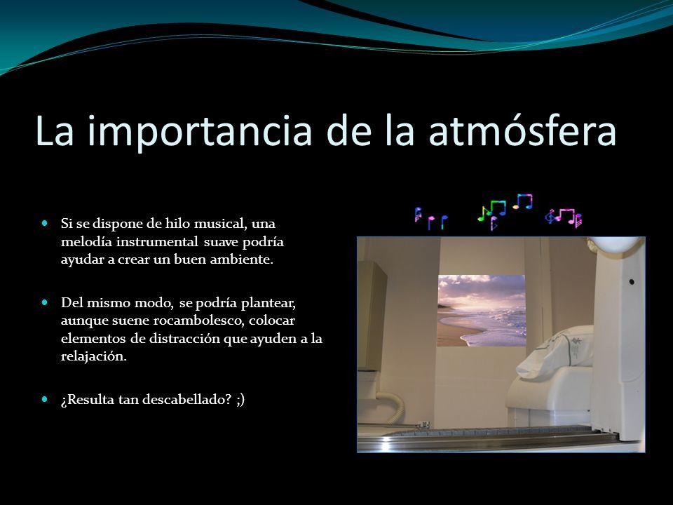 La importancia de la atmósfera