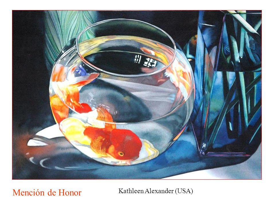 Mención de Honor Kathleen Alexander (USA)
