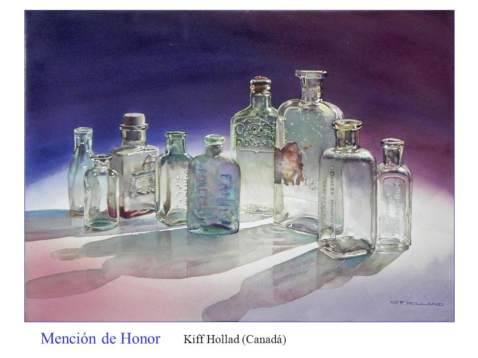 Mención de Honor Kiff Hollad (Canadá)