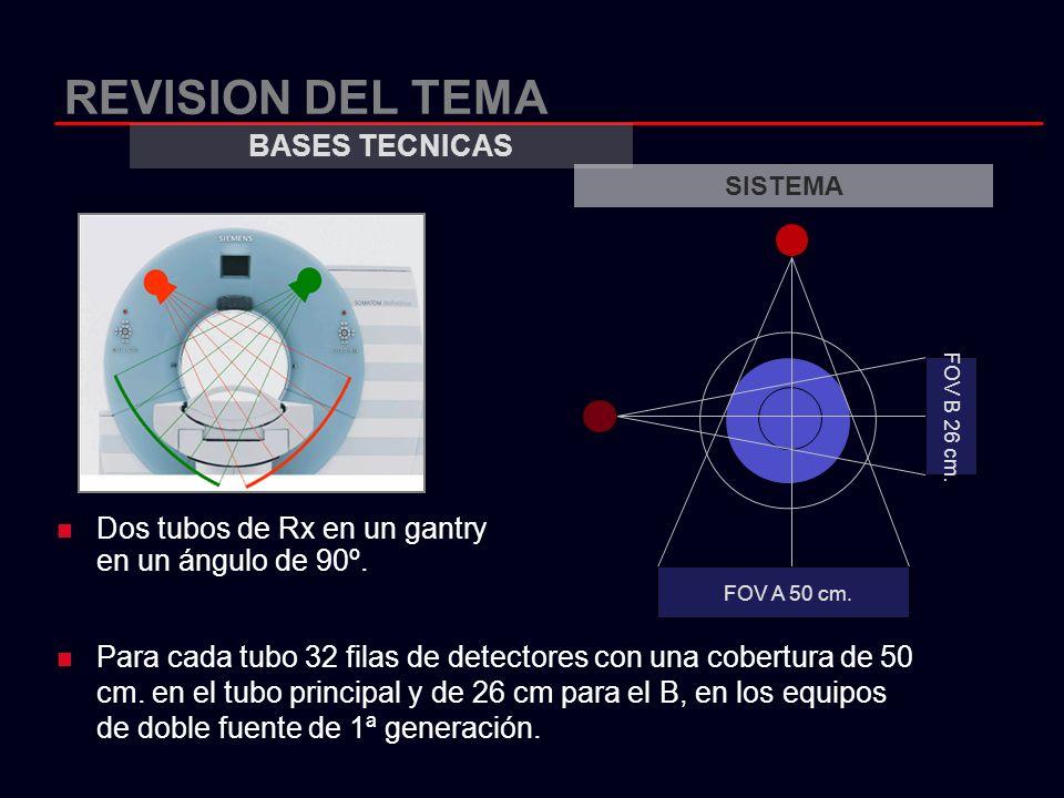 REVISION DEL TEMA BASES TECNICAS