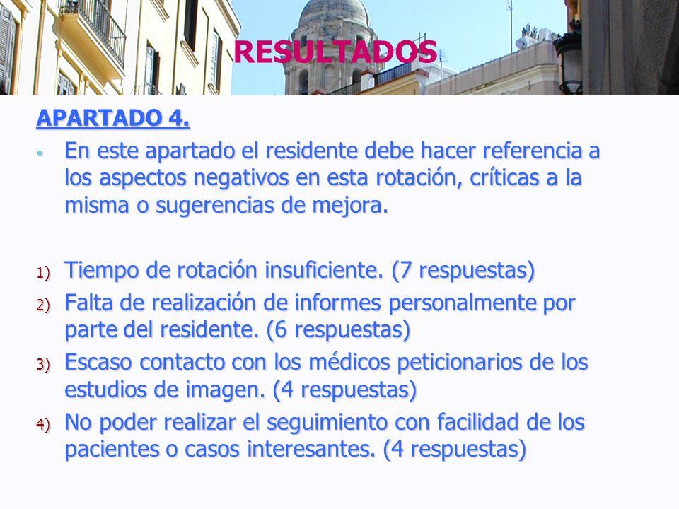 RESULTADOS APARTADO 4.