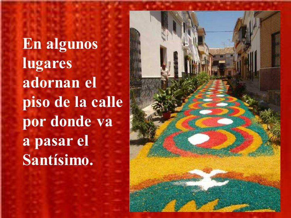 Ciclo b domingo fiesta del d a 10 de junio sant simo 2012 for Lugares con piscina para pasar el dia