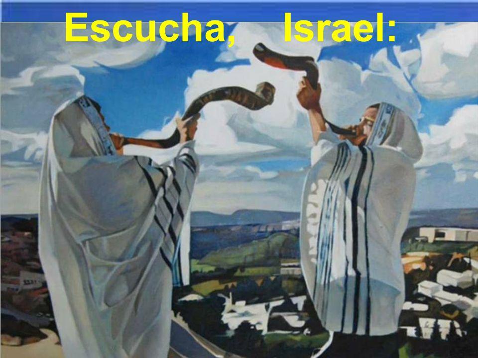 Escucha, Israel: