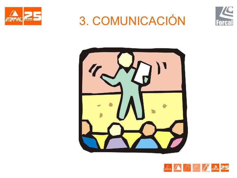 3. COMUNICACIÓN