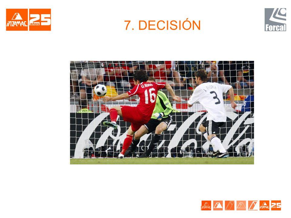 7. DECISIÓN
