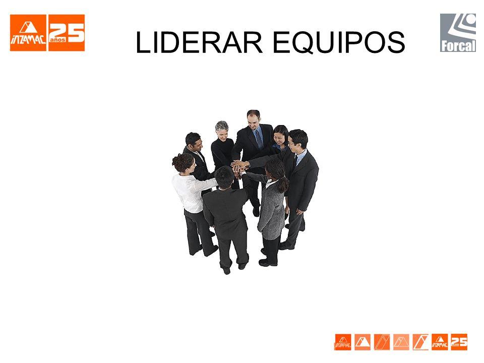 LIDERAR EQUIPOS