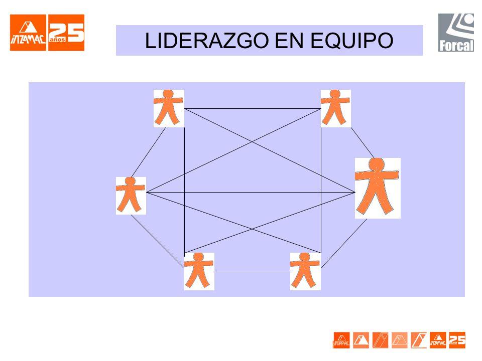 LIDERAZGO EN EQUIPO