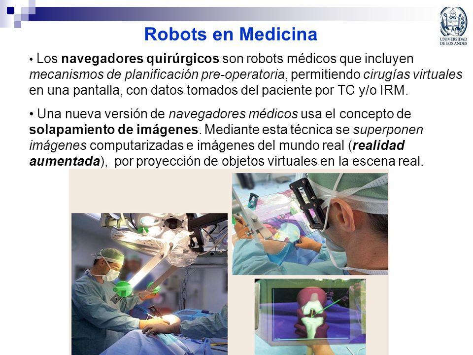 Robots en Medicina