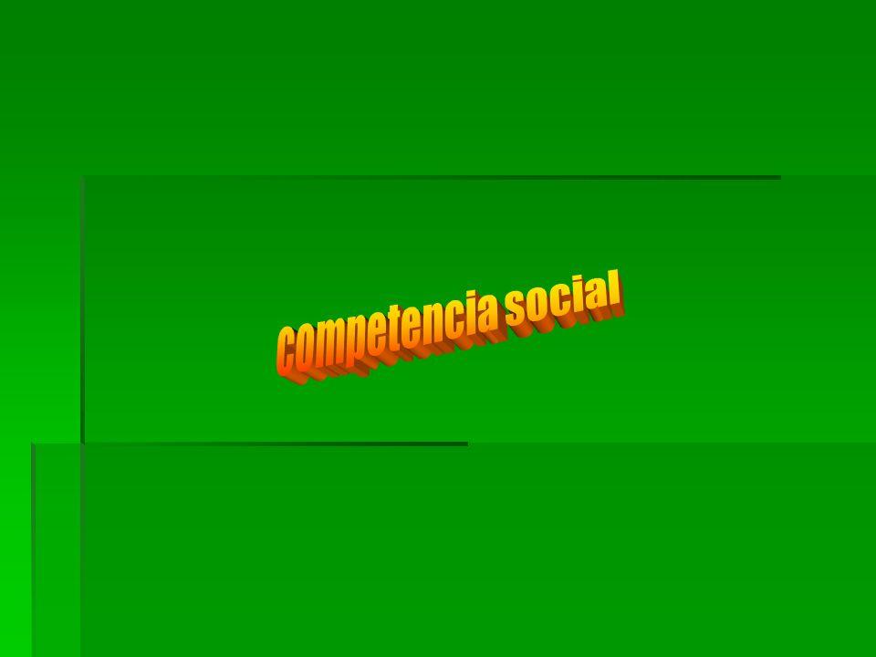 competencia social