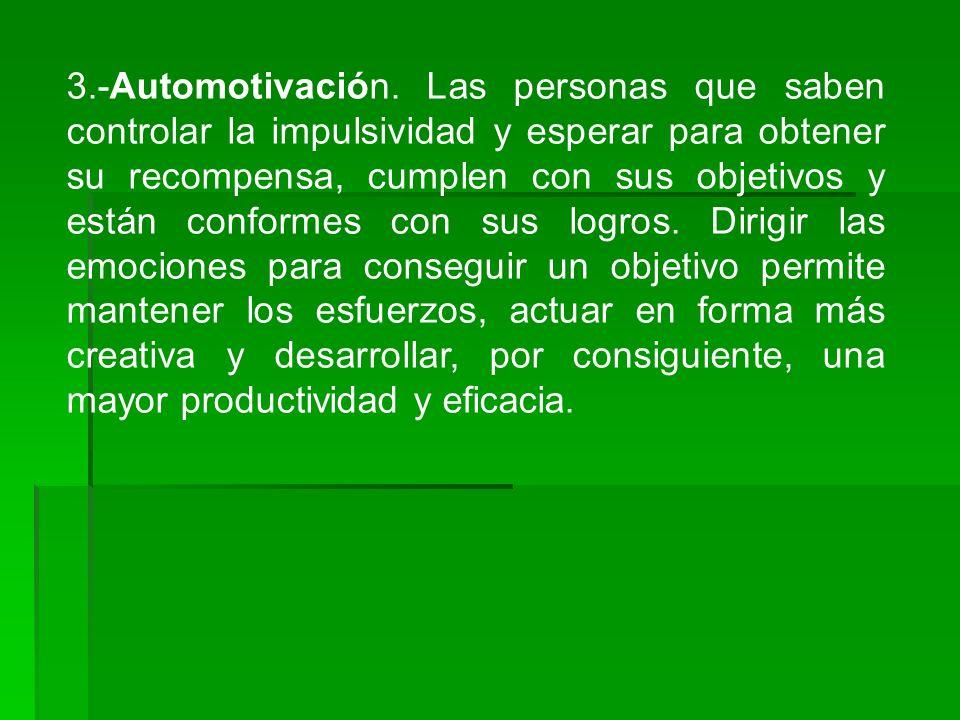 3.-Automotivación.