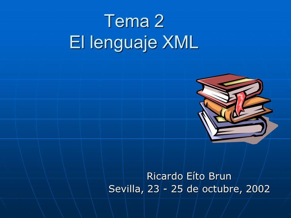 Ricardo Eíto Brun Sevilla, 23 - 25 de octubre, 2002