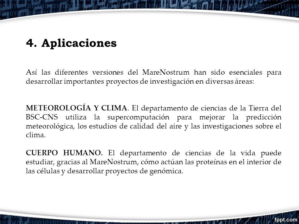 4. Aplicaciones