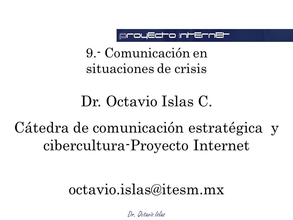 Cátedra de comunicación estratégica y cibercultura-Proyecto Internet