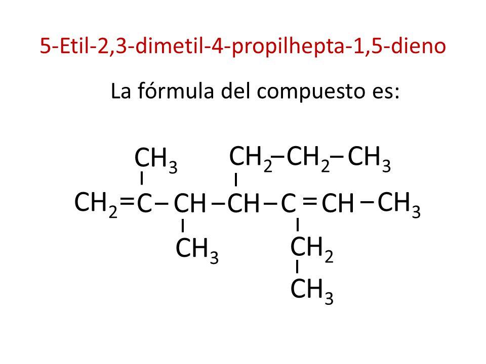 5-Etil-2,3-dimetil-4-propilhepta-1,5-dieno