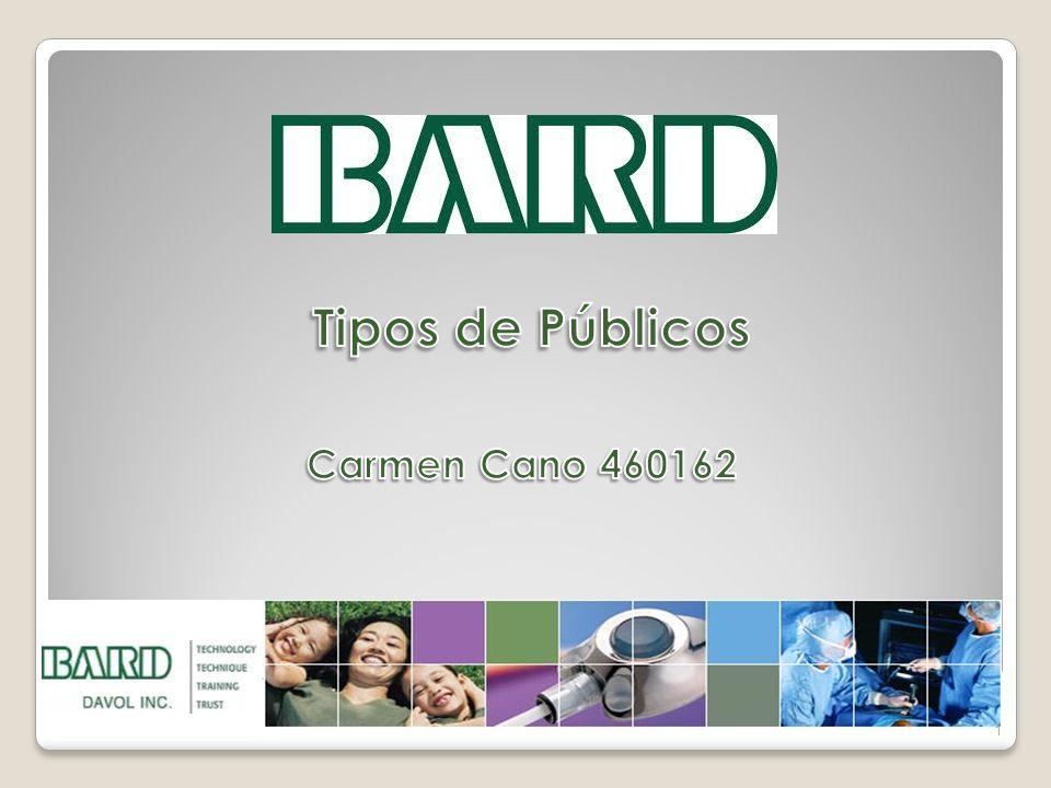 Tipos de Públicos Carmen Cano 460162