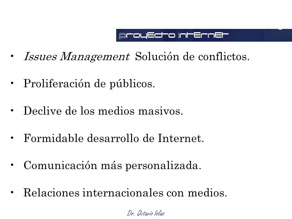 Outsourcing Issues Management Solución de conflictos.
