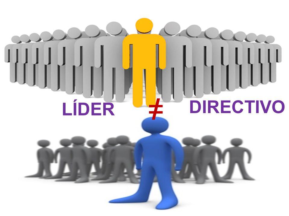 = / DIRECTIVO LÍDER