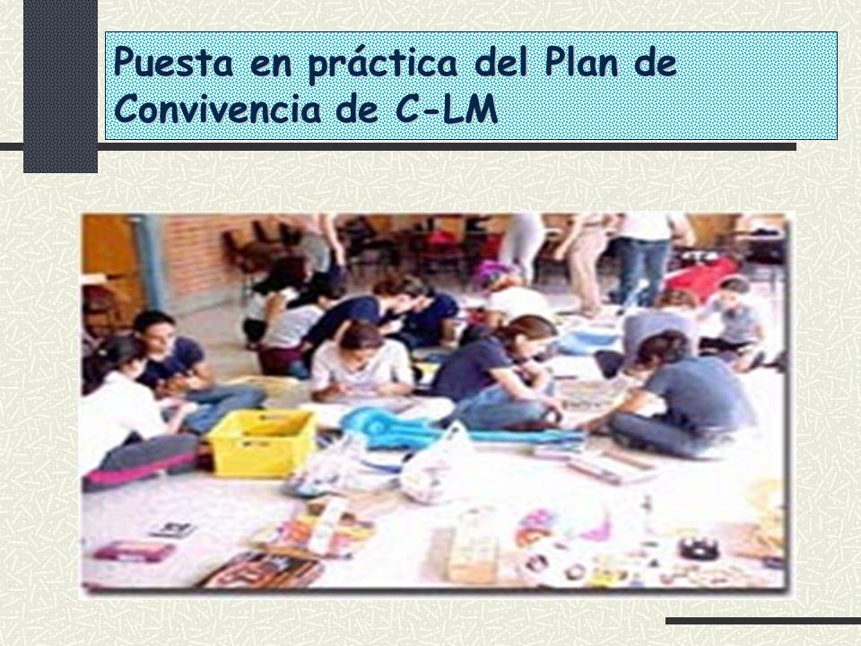 Puesta en práctica del Plan de Convivencia de C-LM