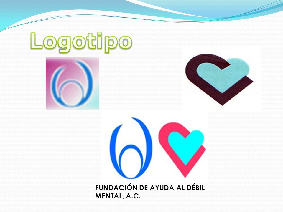 Logotipo FUNDACIÓN DE AYUDA AL DÉBIL MENTAL, A.C.