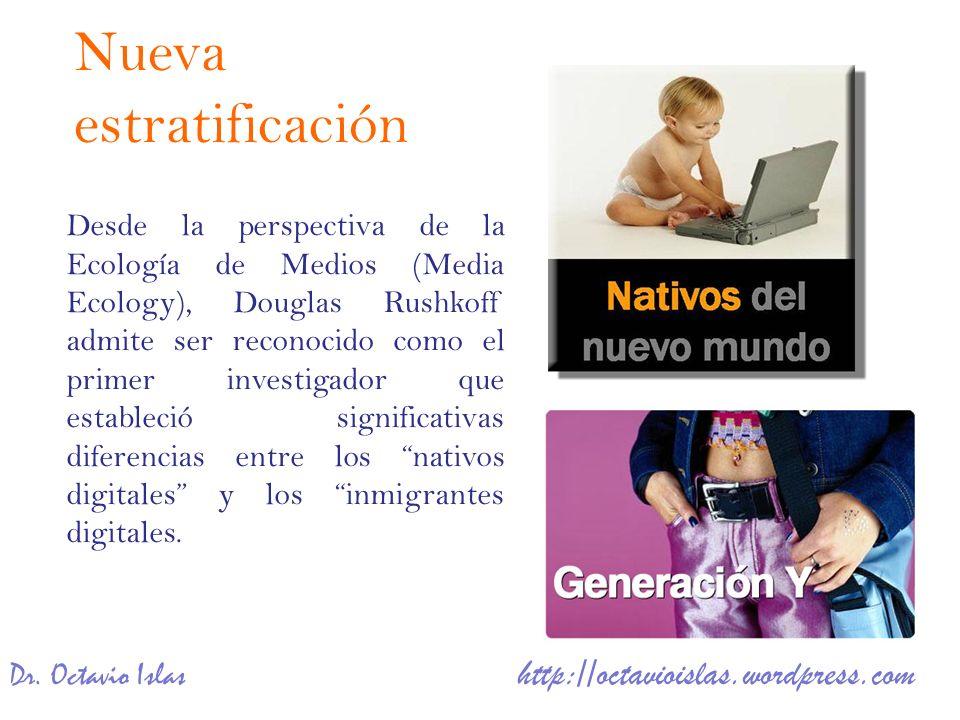 Nueva estratificación